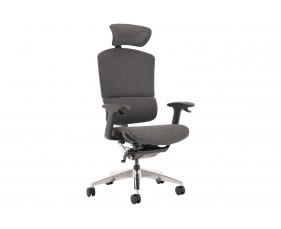 Peryton Deluxe 24 Hour Fabric Chair With Headrest