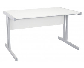 Polar Rectangular Desk