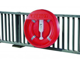 Rail Mounted Housing To Fit 750mm Lifebuoy