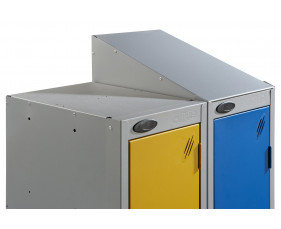 Retro Fit Steel Sloping Top For Probe Lockers