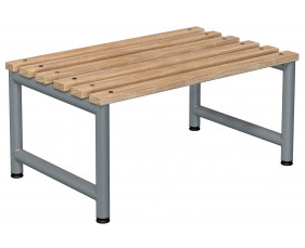 Probe Double Sided Cloakroom Bench (Light Ash)