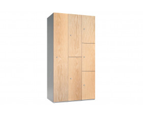 Probe Wood Effect Lockers