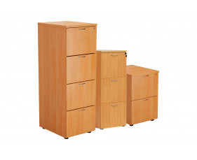 Proteus Wooden Filing Cabinet