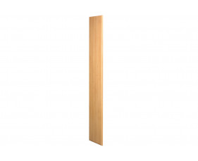 Timber Door Locker Panel End