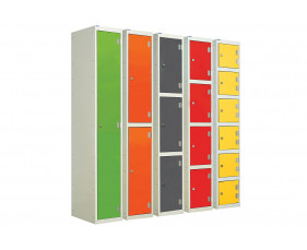 QMP Laminate Wet Area Lockers