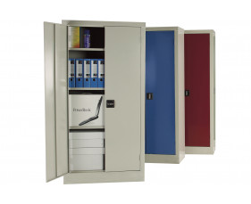 QMP Workplace Cupboards