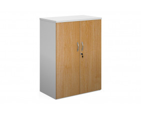 Alcott Home Office Duo Double Door Cupboard