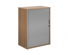 Cantero Home Office Tambour Cupboard