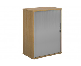Alcott Home Office Tambour Cupboard