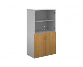 Alcott Home Office Duo Combination Cupboard