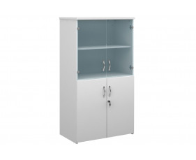 Strive Home Office Duo Combination Cupboard