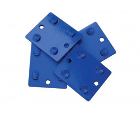 Tie Plates For Rapid 1 Shelving