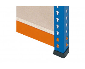 Rapid 1 Heavy Duty Chipboard Shelf (Orange)