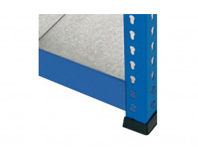 Rapid 1 Heavy Duty Galvanized Steel Shelf (Blue)