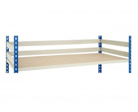 Side Stops For Rapid 2 Shelving