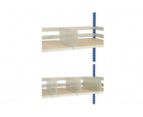 Shelf Dividers For Rapid 2 Shelving