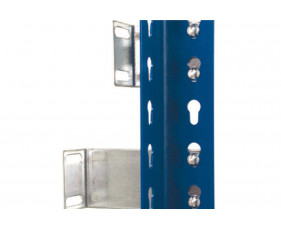 Galvanized Wall Fixings For Rapid 2 Shelving