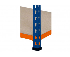 Rapid 2 Chipboard Shelf (Orange)
