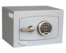 Securikey Mini Vault Gold Cash Safe Size 0 With Electronic Lock (7ltrs)