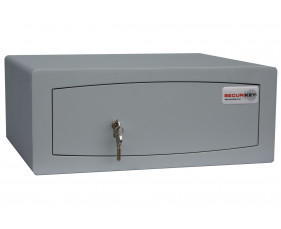 Securikey Euro Vault Bronze Cash Safe With Key Lock (34Ltrs)