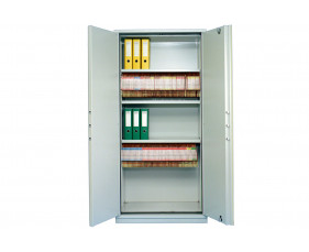 Securikey Fire Stor 1020 S1 Fire Resistant Security Cupboard (591Ltrs)