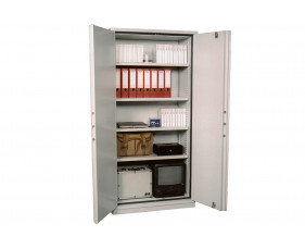 Securikey Fire Stor 1024 S1 Fire Resistant Security Cupboard (786Ltrs)
