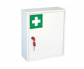 Securikey Medical Cabinet Size 1 With Key Lock