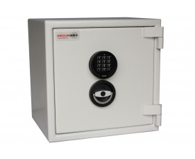 Securikey Euro Grade 1025N Safe With Electronic Lock (27ltrs)