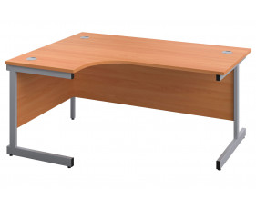 Proteus I Left Hand Ergonomic Desk