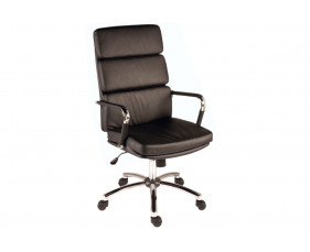 Crowne Leather Faced Executive Chair