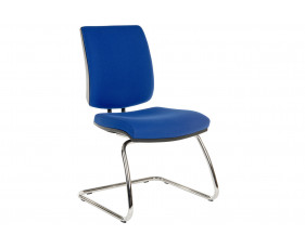Ergo Deluxe Visitor Chair (Fabric)