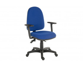 Ergo Trio Operator Chair With Adjustable Arms