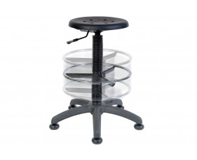 Ravelli Deluxe  Poly Draughtsman Stool