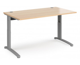 Trinity Height Settable Rectangular Desk
