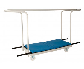 Titan Folding Exam Desk Trolley