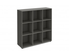 Brick Home Office 9 Cube Storage Unit