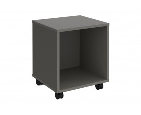 Valentine Home Office Cube Mobile Pedestal