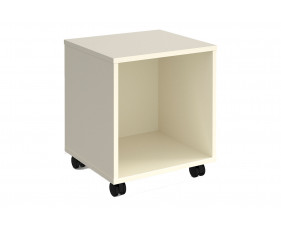 Imrie Home Office Cube Mobile Pedestal