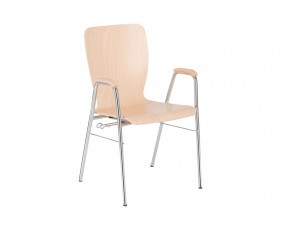Pack of 4 Cooper Armchairs
