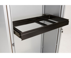 Roll Out Suspension Filing Frame For Contract Tambour Cupboards