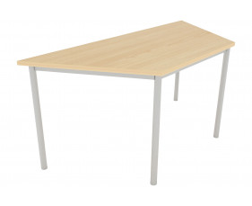 Santiago Modular Trapezoidal Meeting Table