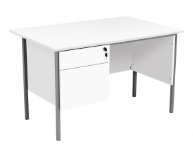 Primo Clerical Desk With 2 Drawers