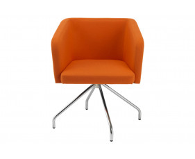 Berard Armchair With Swivel Spider Base
