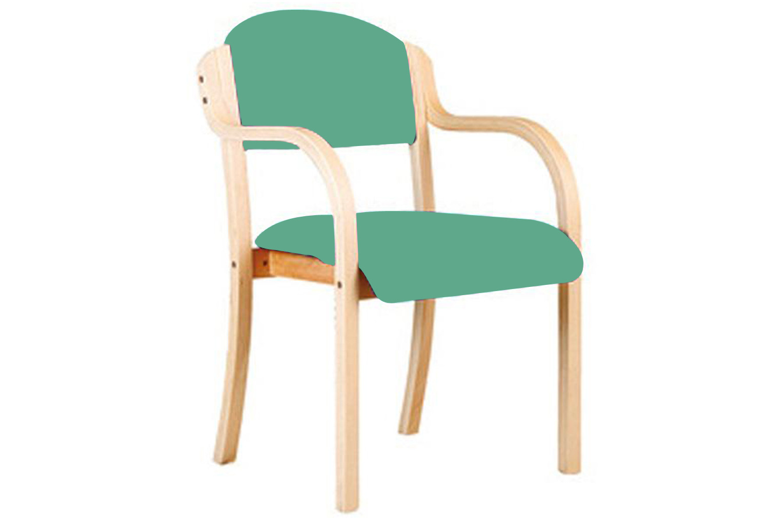 Verve Stacking Armchairs - Furniture At Work®