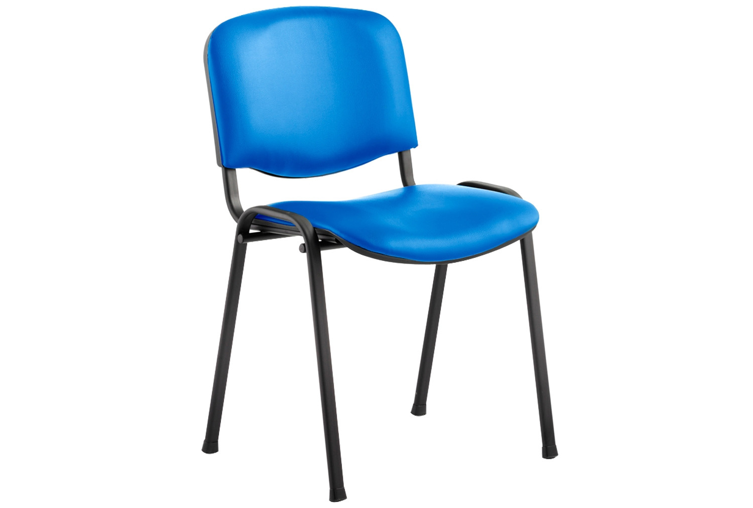 Pack Of 4 Vinyl Conference Chairs