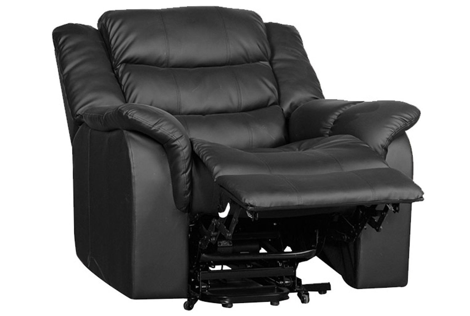 Hunter Leather Recliner Armchair