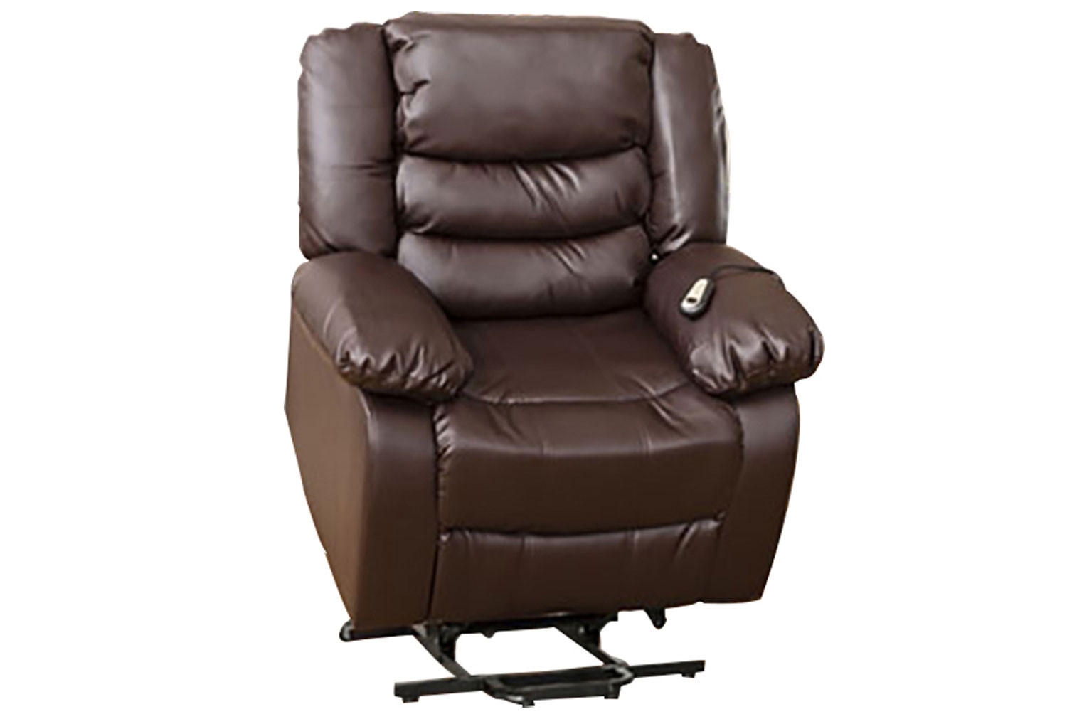 Buet Leather Recliner Armchair