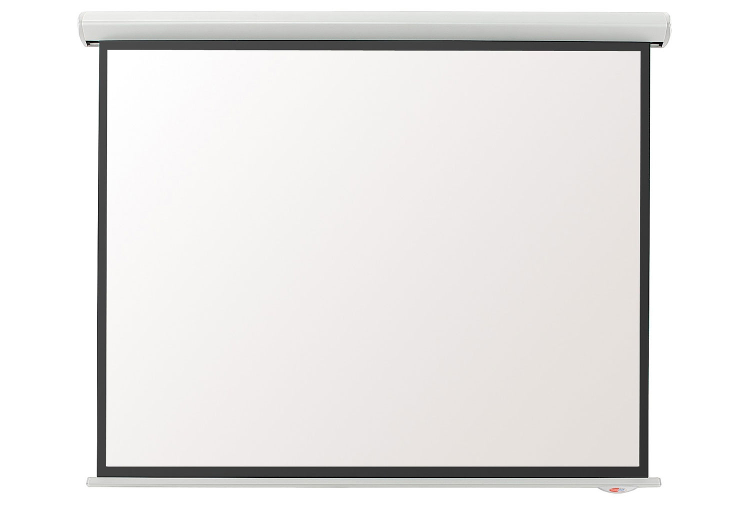 Next-Day Eyeline Design Electric Projection Screen