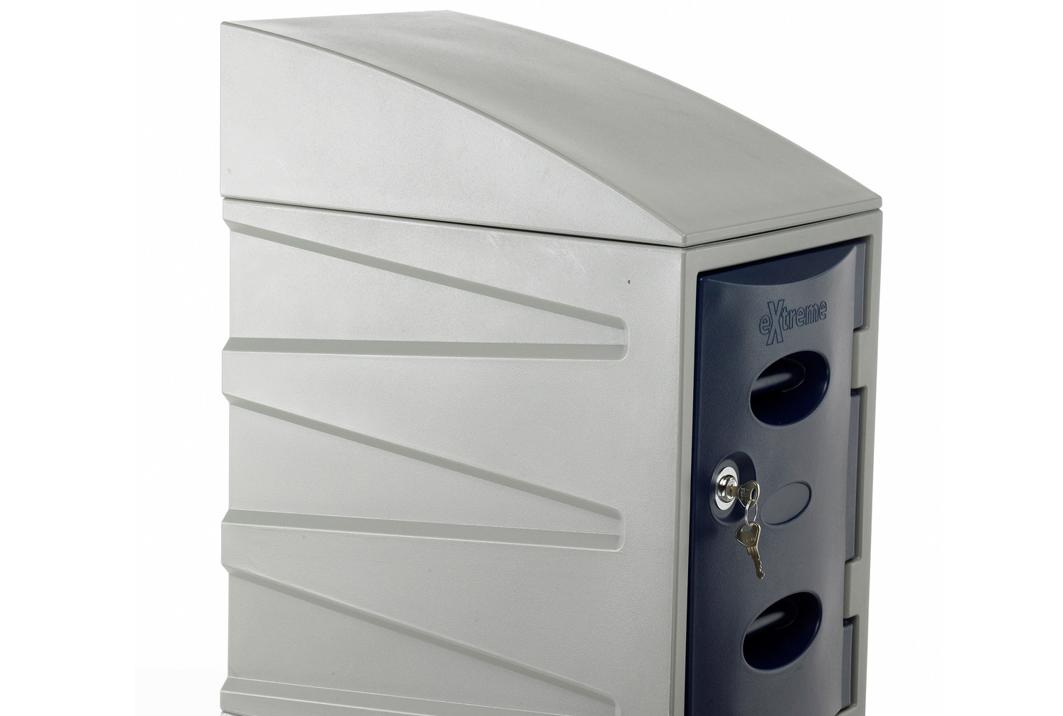 Sloping Top For Deluxe Plastic Lockers