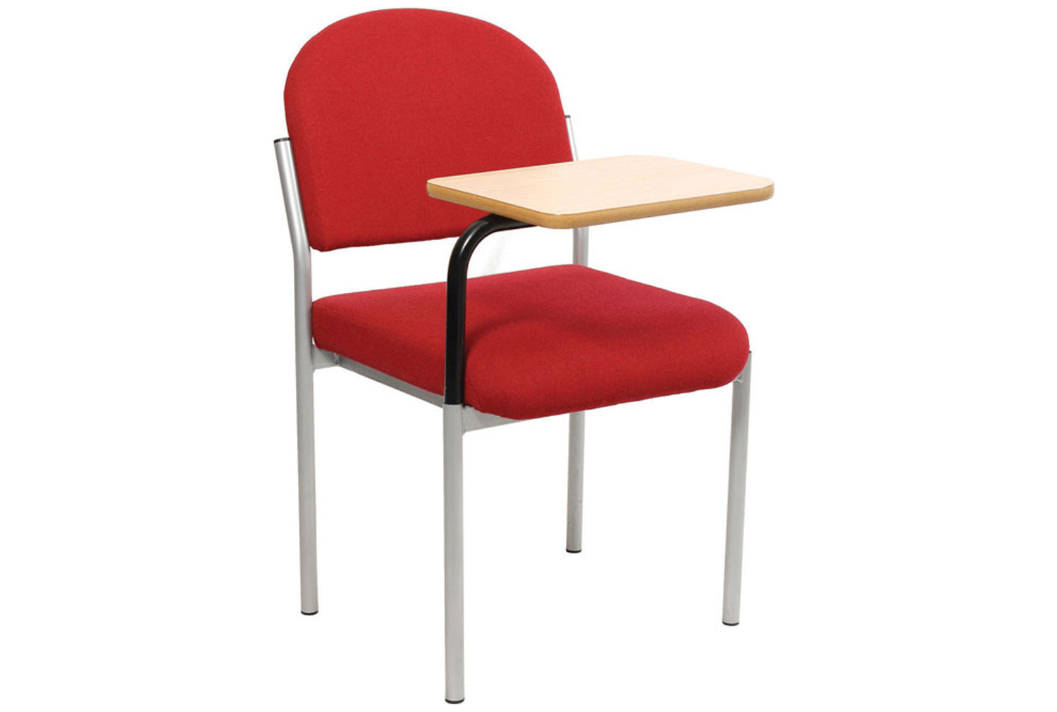 Lippi Conference Side Chair With Optional Writing Tablet